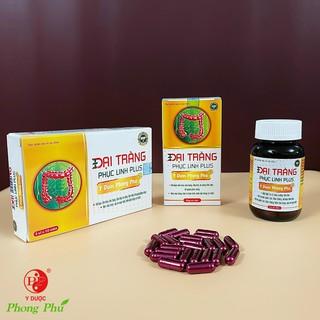 ĐẠI TRÀNG PHỤC LINH PLUS YDUOCPHONGPHU hỗ trợ làm giảm các triệu chứng viêm đại tràng cấp và mạn tính thumbnail