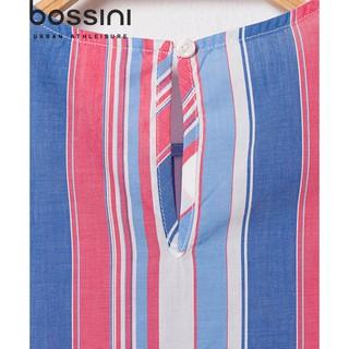 Áo kiểu bé gái sọc thẳng Bossini 441003010