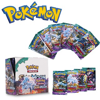 324pcs Pokemon TCG Booster Box English Edition Break Point 36 packs cards