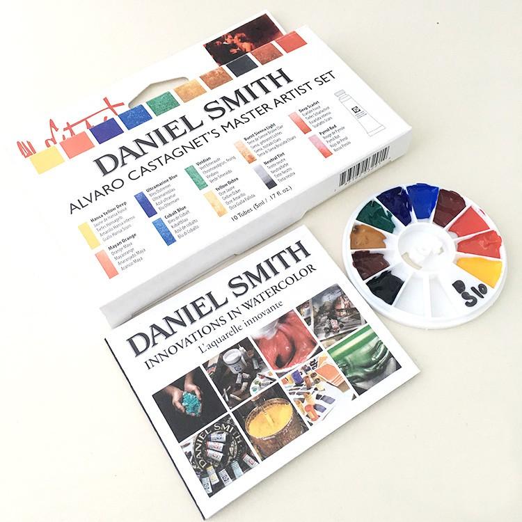 Màu nước chiết Daniel Smith 10 màu