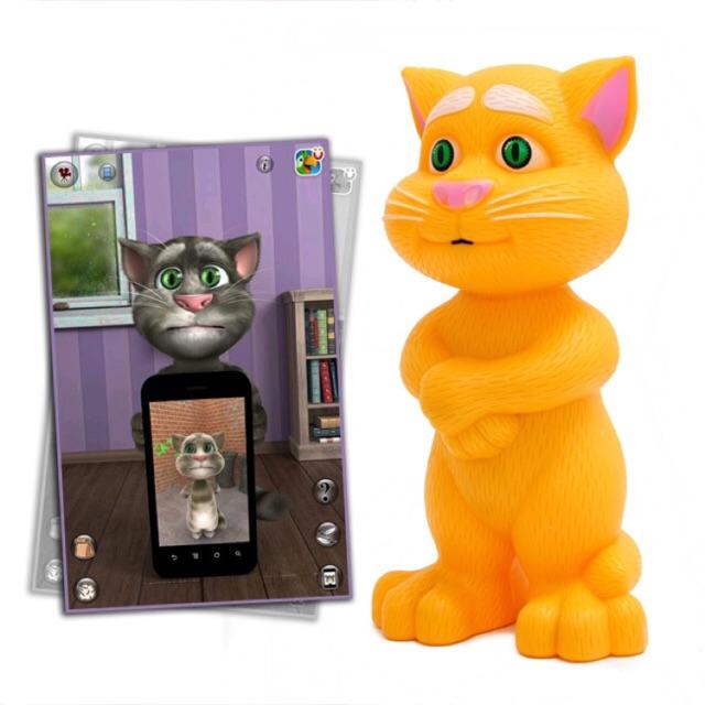 Mèo Tom Cảm Ứng Biết Nhại Giọng Nói, Hát Và Kể Chuyện Hàng Việt Nam