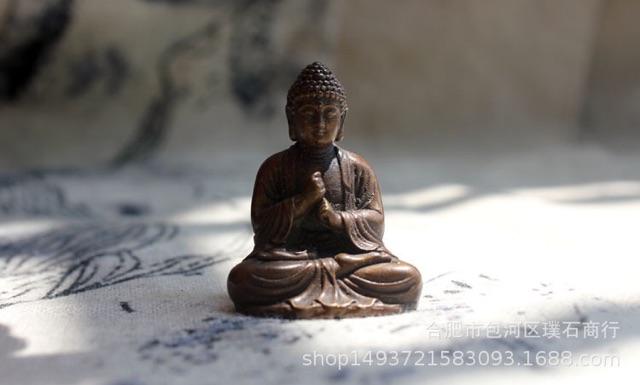 Tượng đồng đỏ- Đại Phật tôn Tượng