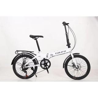 Xe đạp gấp bánh 20 CALIFA - mã CG20D thumbnail