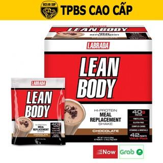 1 Gói Lean Body Bữa Ăn Thay Thế Dinh Dưỡng (gói lẻ 79g)