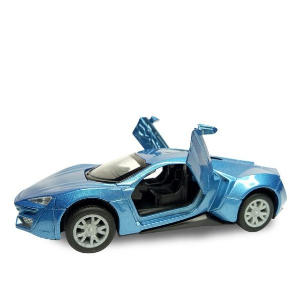 Xe mô hình Lykan Hypersport YASINI F11