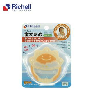 Gặm nướu xúc xắc tròn Richell RC42328