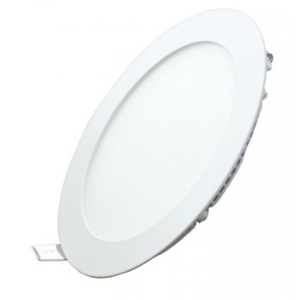 {Giá tốt - Chất lượng} Đèn led panel tròn siêu mỏng đèn lon 18w 12w 24w tròn