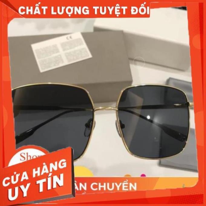 (Hàng Cao Cấp) Kính mát gọng vuông phong cách cổ điển cho nam cực chất -Chống tia UV400,chống trầy xước...