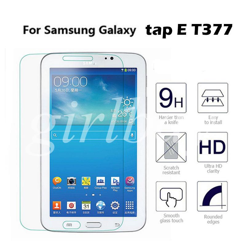King Samsung Galaxy Tab Tablet Tempered Glass Dustproof Anti-Dirt Durable 8