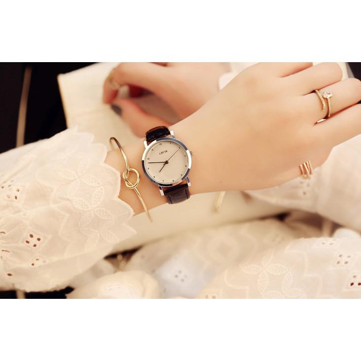 Đồng hồ nữ LSVTR rẻ đẹp