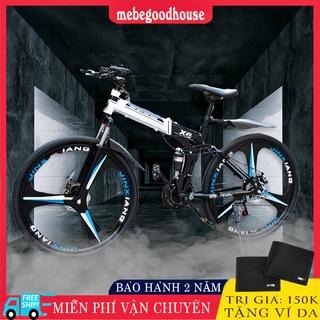Xe đạp thể thao địa hình BMW X6 có thể gấp gọn cá tính mạnh mẽ phù hợp cho mọi lứa tuổi, giới tính thumbnail