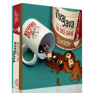 VivaJava: The Dice Game – Trò chơi về cà phê thứ thiệt