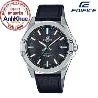 Đồng hồ nam dây da Casio Edifice chính hãng Anh Khuê EFR-S107L-1AVUDF (42mm)