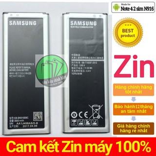 [Chính Hãng] Pin SAMSUNG Note 4 N916 2 sim dung lượng 3000mAh