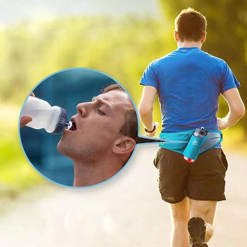 Đai chạy bộ AONIJIE E849 tặng kèm bình nước 600ml