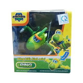 Khủng long biến hình mini – Ping