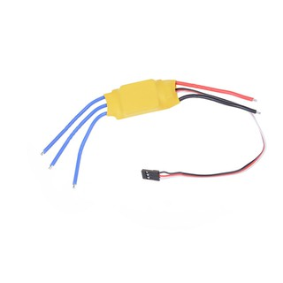 New 30A Brushless Motor Speed Controller RC BEC ESC RM450 Remote Control Toys