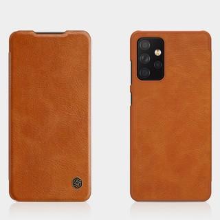 Bao da Galaxy A52/ A72 Nillkin Qin – Hàng chính hãng