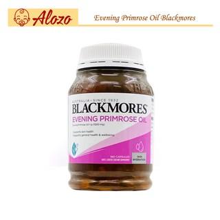 Viên uống Tinh Dầu Hoa Anh Thảo Blackmores Evening 190 Viên - Mẫu mới thumbnail