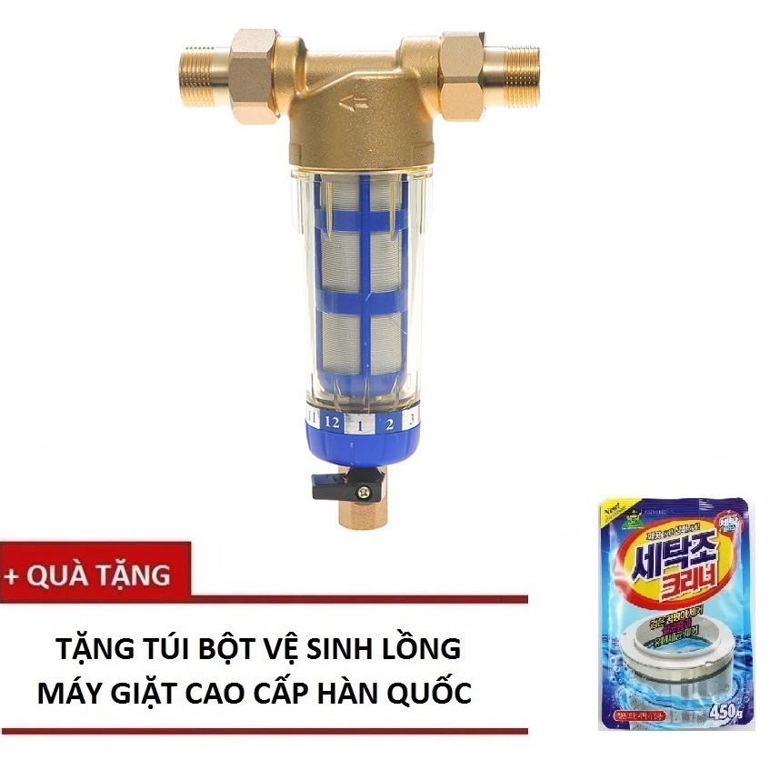 Bộ lọc nước sinh hoạt đầu nguồn LN02-16 - Lõi lọc vĩnh cửu + Tặng Túi bột tẩy vệ sinh lồng máy giặt - 3049331 , 386754693 , 322_386754693 , 699000 , Bo-loc-nuoc-sinh-hoat-dau-nguon-LN02-16-Loi-loc-vinh-cuu-Tang-Tui-bot-tay-ve-sinh-long-may-giat-322_386754693 , shopee.vn , Bộ lọc nước sinh hoạt đầu nguồn LN02-16 - Lõi lọc vĩnh cửu + Tặng Túi bột tẩy v