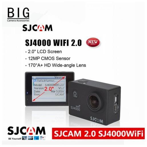 [Việt Trì] Camera thể thao SJCAM SJ4000 Full HD màn 2.0