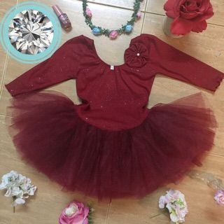 Váy múa 2 tuổi đến 12 tuổi
