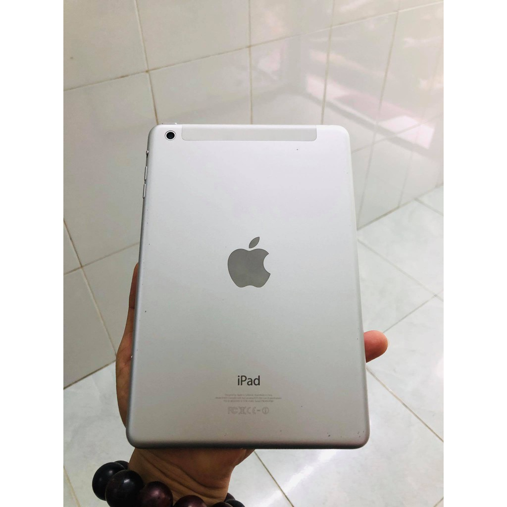 ipad mini 1 3G 16gb trắng