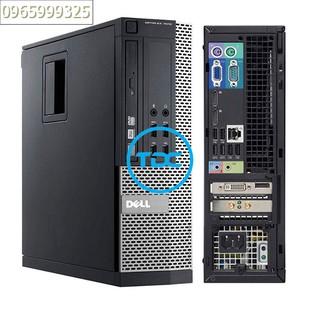 Máy tính để bàn Dell Optiplex 7010 intel CORE I3 3220, RAM 4GB, SSD 120GB, HDD 500GB. Bảo hành 24 tháng thumbnail