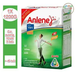 [Date 2022] Sữa Bột Anlene Gold Movepro Hương Vanilla 1,2kg