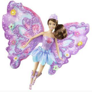 Búp bê barbie tiên bướm chính han