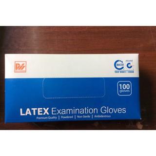 Găng tay y tế cao su Latex (hộp 50 đôi) thumbnail