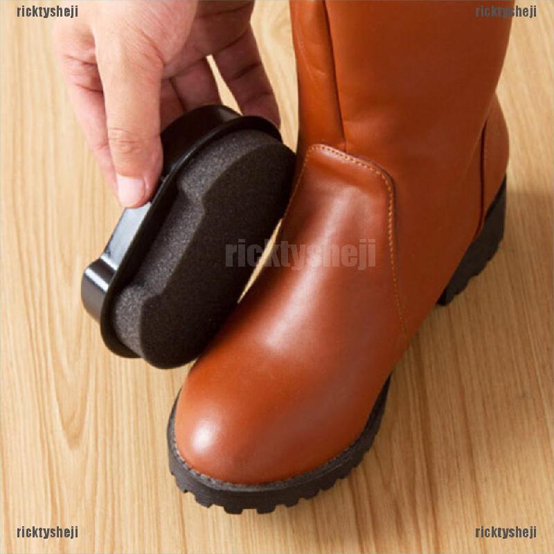 Dụng Cụ Đánh Bóng Giày Tiện Lợi