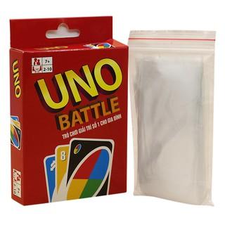 Uno đại chiến bản đẹp (Tặng bọc bài bảo vệ)