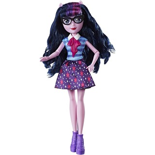 Búp bê My Little Pony Equestria Girls Twilight Sparkle Classic Style Doll