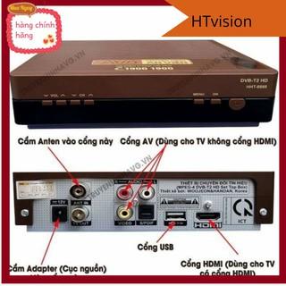 Combo đầu T2 an viên HHHT-8888 + angten+ 15m dây