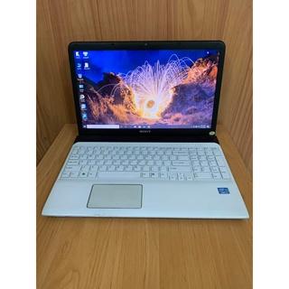 Laptop Sony Vaio SVE15 Core i5 Ram 8Gb SSD Màn 15inch Chơi Game, Làm Việc, Học Tập Siêu Mượt Mà thumbnail