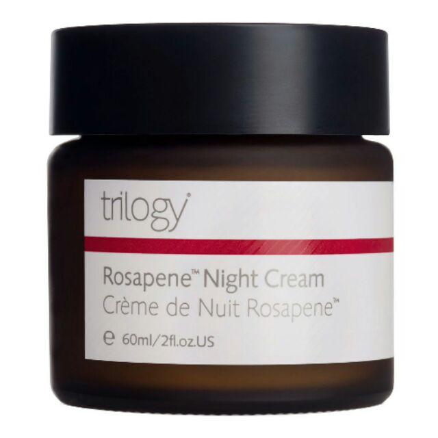 Kem đêm Trilogy Rosapene Night Cream 60ml