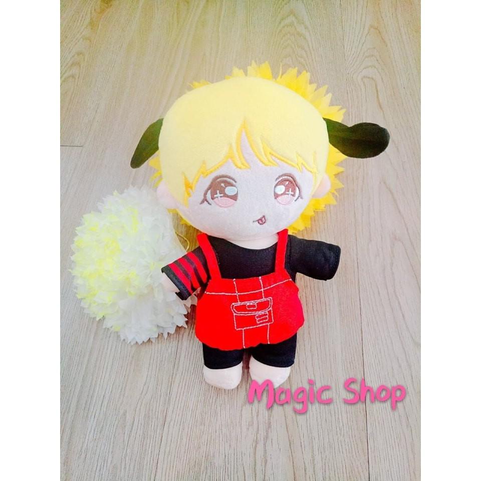 Sale cực sốc Doll Jimin BTS kèm outfit Apaman