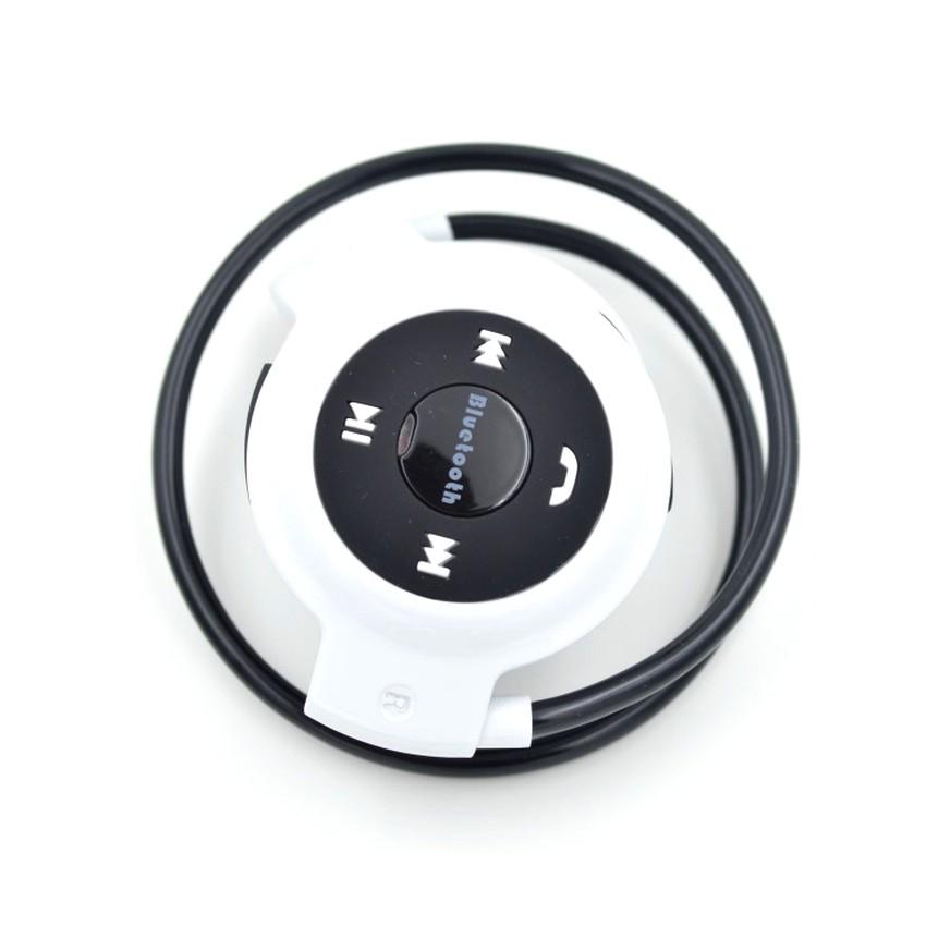 Tai nghe Bluetooth TF Mini - 503 (Trắng)