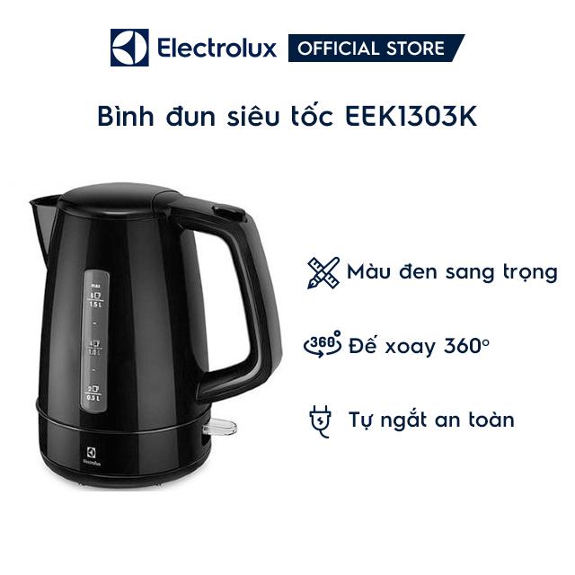 Bình đun siêu tốc 1.5L Electrolux EEK1303K