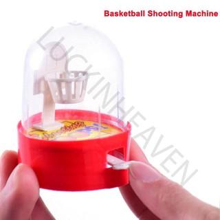 Finger Basketball Shooting Machine Kids Game Tabletop Ball Playing Boys Fun Gift