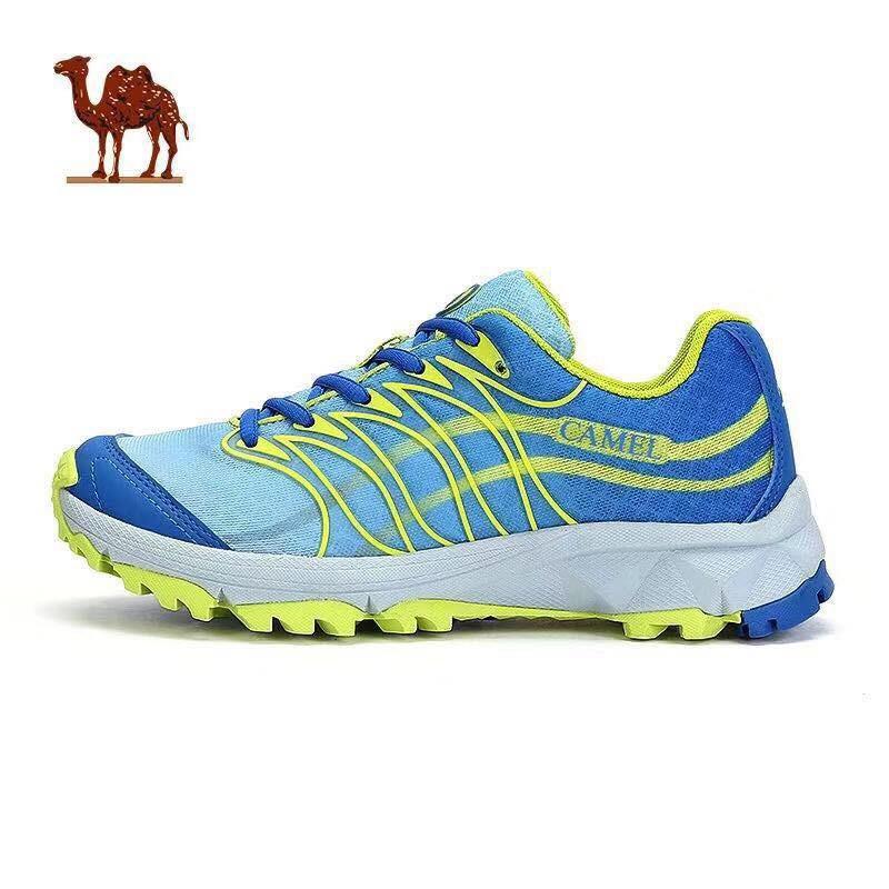 giày thể thao nữ ⚡️ FREESHIP ⚡️ GIÀY CAMEL MÀU XANH THỂ THAO S10