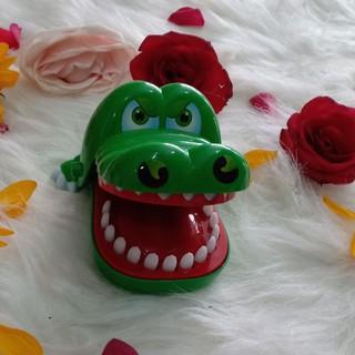 [ĐỒ CHƠI CHO BÉ] Khám răng cá sấu siu siu rẻ
