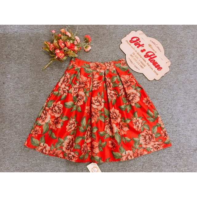 1056397376 - Chân váy xếp li hoa