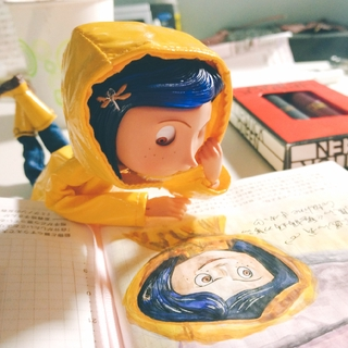 Mô Hình Nhân Vật San Hô Bendy Coraline & The Secret 17cm thumbnail