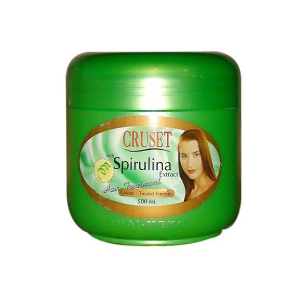 Kem hấp dưỡng tóc Cruset tinh chất tảo biển 500g Thái Lan - 3398975 , 528379930 , 322_528379930 , 90000 , Kem-hap-duong-toc-Cruset-tinh-chat-tao-bien-500g-Thai-Lan-322_528379930 , shopee.vn , Kem hấp dưỡng tóc Cruset tinh chất tảo biển 500g Thái Lan