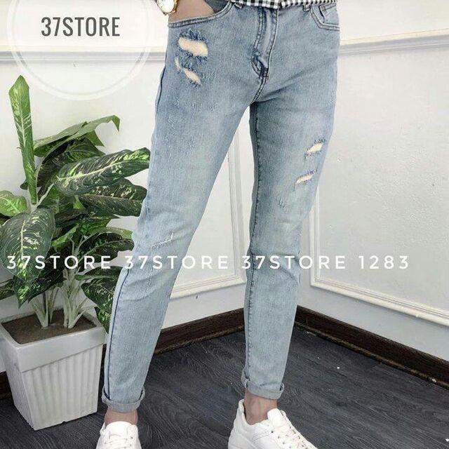 Jean dài nam hot 2019-Ms 1283