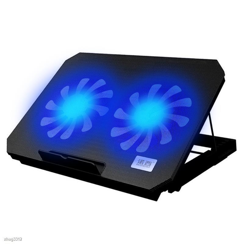 Đế Tản Nhiệt Cho Laptop Lenovo Asus Dell Kích Thước 14 / 15.6 Inch