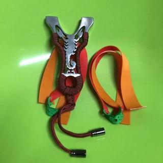 Ná Cao Su bọ cạp inox 304 (tặng 2 bộ dây thun)