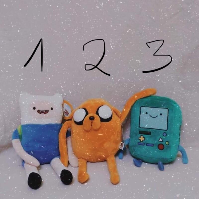 [Có sẵn] Gấu bông Adventure time 2hand 🐻